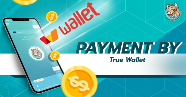 How to pay BullVPN with True Wallet