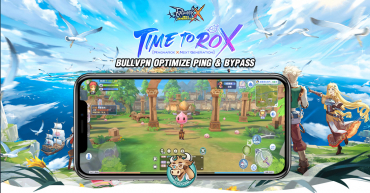Play Ragnarok x Next Generation (ROX) with BullVPN